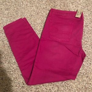 NWT American Eagle stretch jeggings
